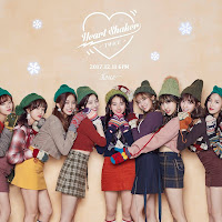 Wallpaper Twice Special Heart Shaker And Christmas 2000 x 1333 HD For Dekstop
