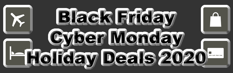 Podcast Episode 73 - Maxmizing Black Friday Cyber Monday Shopping Deals, Give a Mile's Christmas Campaign & traveling virtually