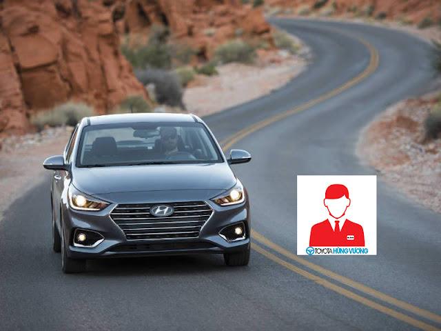 Hyundai Accent 2018: sedan hạng B có giá dưới 500 triệu anh 9