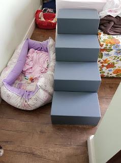 escadas cama box