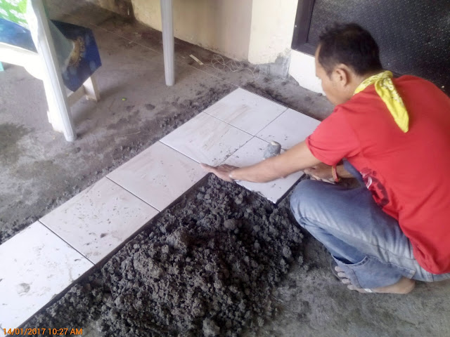 Builders Journal Tile Installation Concrete Dry Pack Method