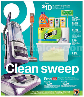 Target Weekly Ad March 11 - 17, 2018