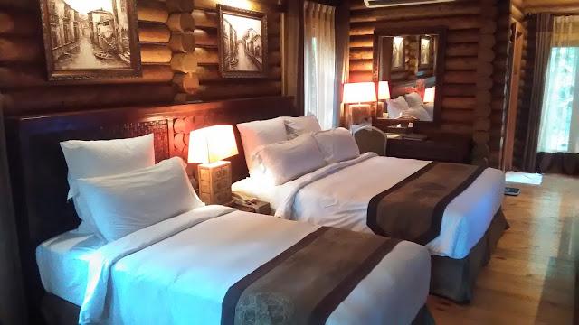 Ruang dalaman biiik di Philea Resort and Spa Melaka
