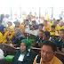 Pasangan Calon Bupati dan Calon Wakil Bupati AA Resmi  Mendaftar ke KPUD Purwakarta