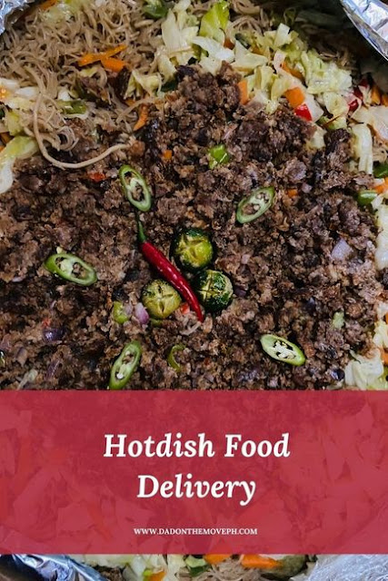 Hotdish food delivery review