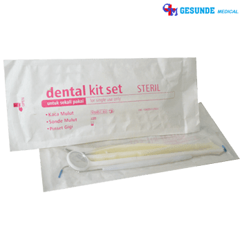 Dental Kit Set Disposable