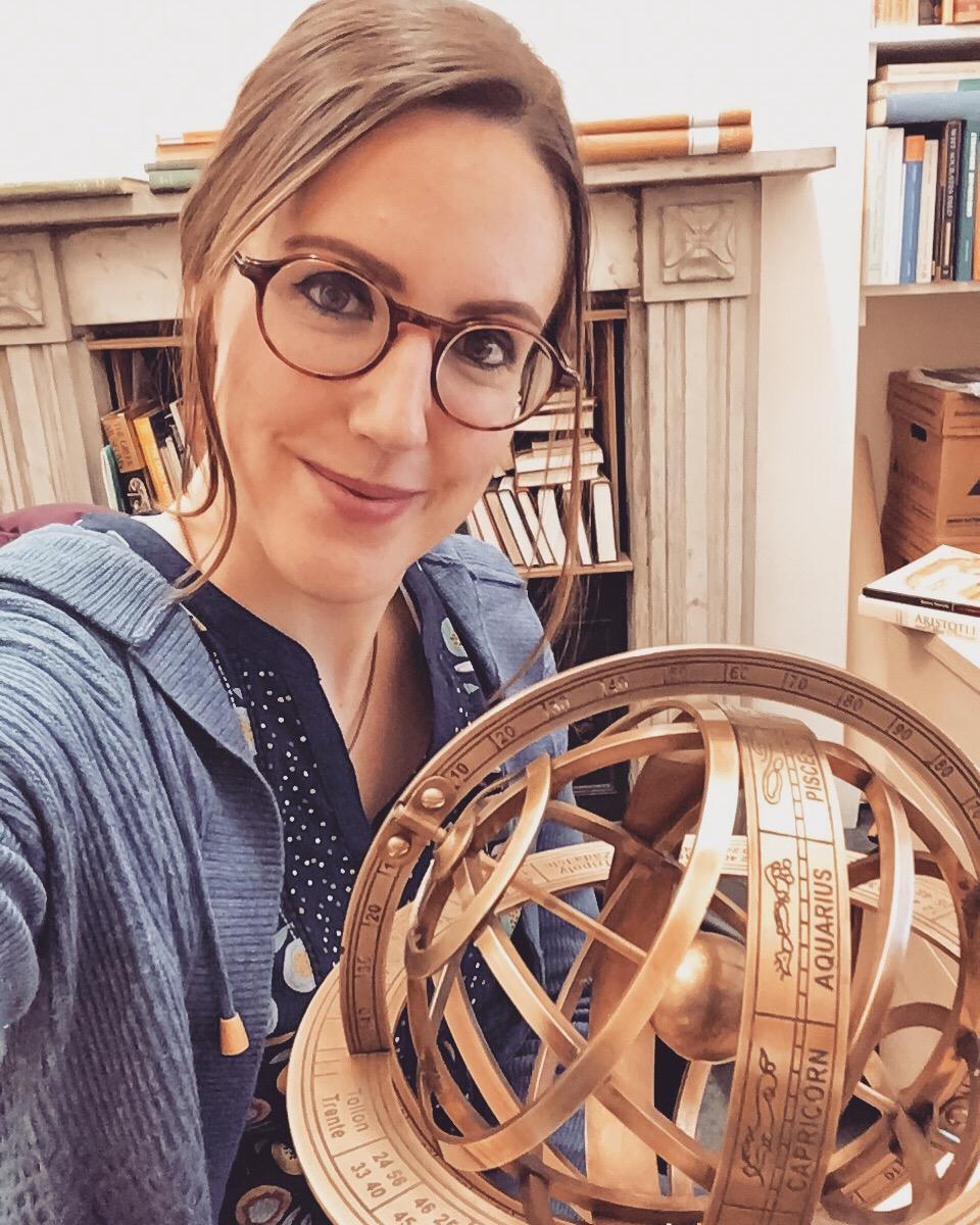 Photo of Dr Marina Escolano Poveda