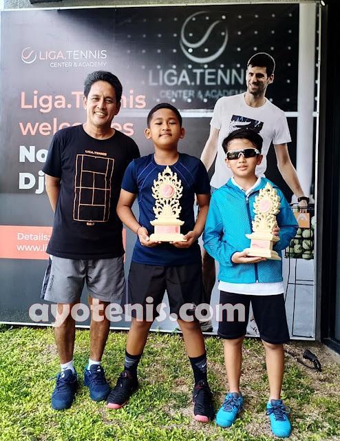 Menangi Final Ideal Arya Dhika Harumkan Bali
