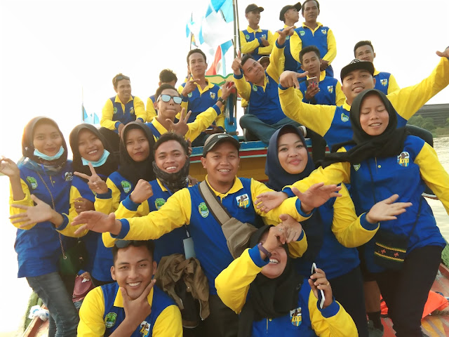 Wawasan Kebangsaan Pemuda Bahari Mengenang Kejayaan Kerajaan Sriwijaya