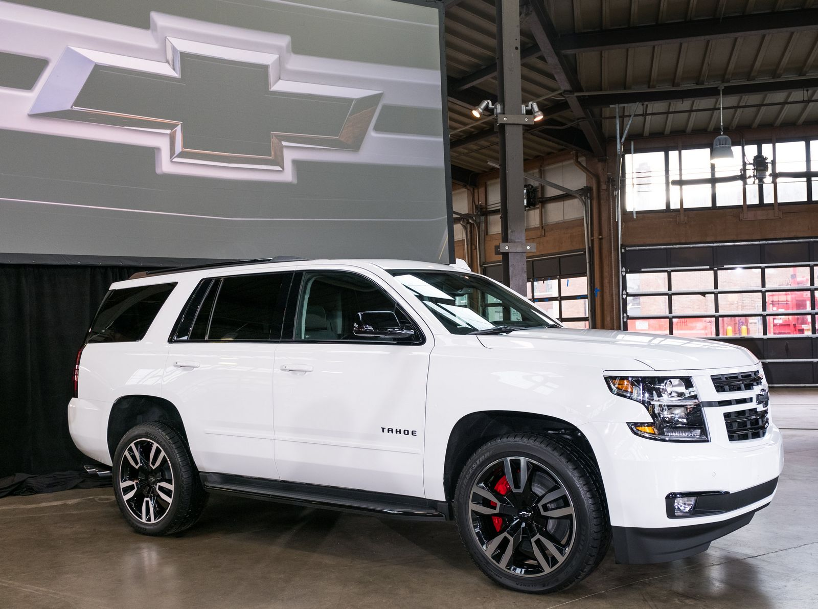 2018 Chevrolet Tahoe And Suburban Get Sporty RST Package