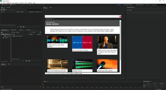 Adobe Audition 2020 Full Version