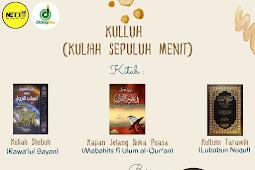 Kajian Studi al-Quran di Bulan Ramadhan
