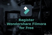 How to Register Wondershare Filmora Professional Video Editor for Free and Remove Watermark
