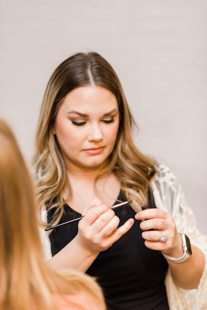 St. Louis Wedding Hair and Makeup   St. Louis Wedding Photo & Video Team