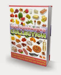 Download 100 Cook books Pack