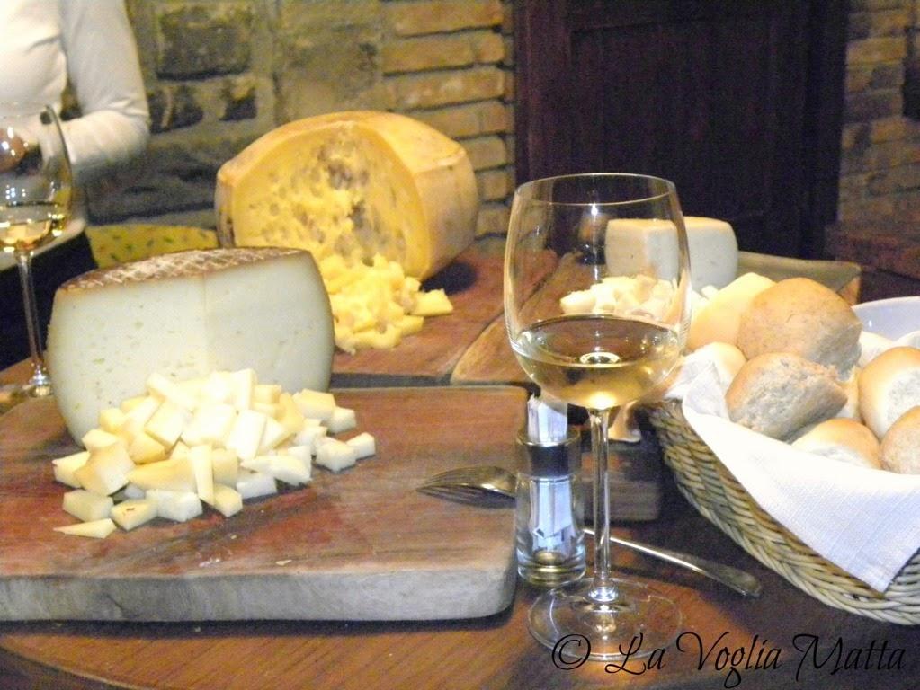 Agriturismo Belica Medana Brda Slovenia formaggi