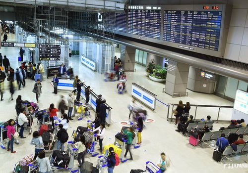 Tinuku.com Japan will use face scans on arrival and exit airports