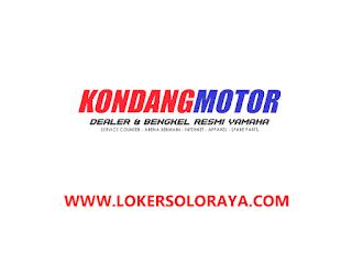 Lowongan Kerja Solo Raya Mei 2021 di Yamaha Kondang Motor