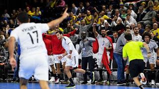 نتيجة مباراة مصر والدنمارك اليوم 21/1/2019 كأس العالم كرة اليد Egypt vs Denmark