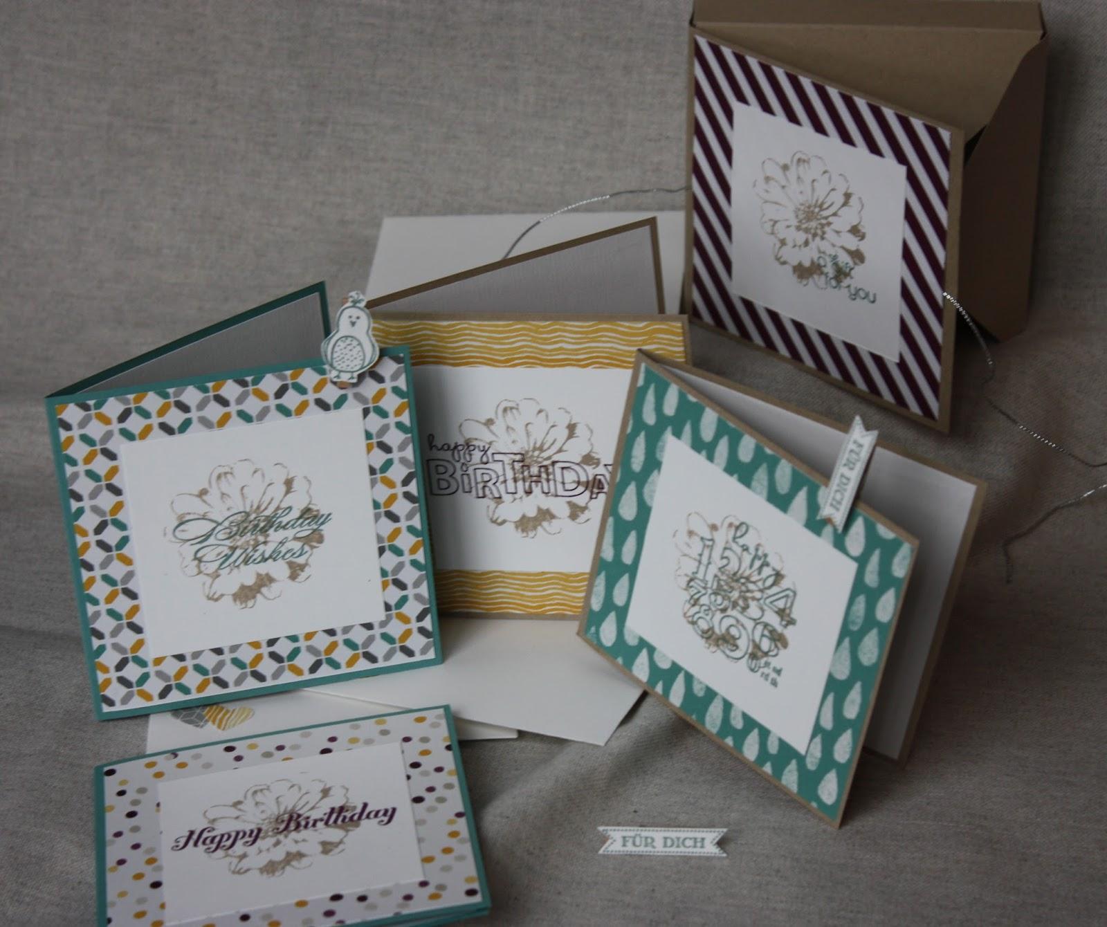 Polly kreativ: Weihnachtsgeschenke