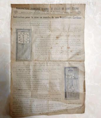 giấy hướng dẫn sử dụng đồng hồ Junghans