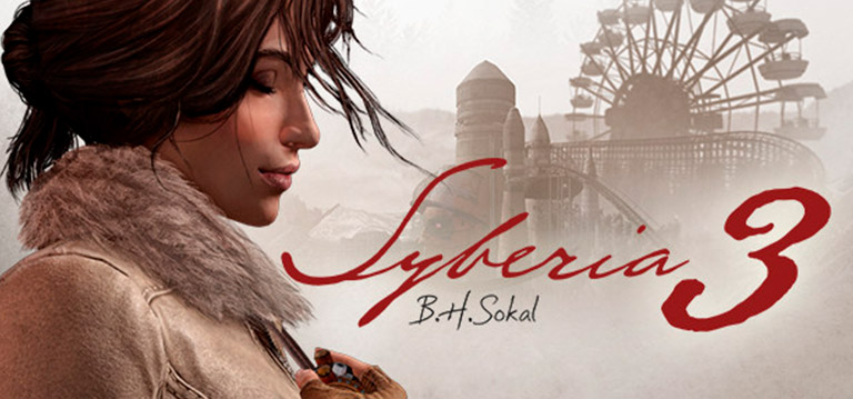 Syberia 3 Deluxe Edition (PC) - Download