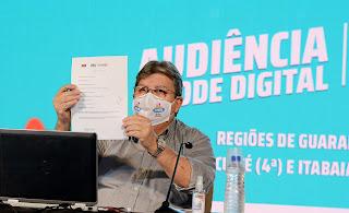 João Azevêdo autoriza novas obras em Guarabira, Itabaiana e Cuité