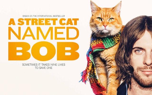 A Street Cat Named Bob (2016) Bluray Subtitle Indonesia