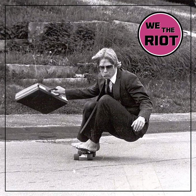 We The Riot stream new Self-Titled EP
