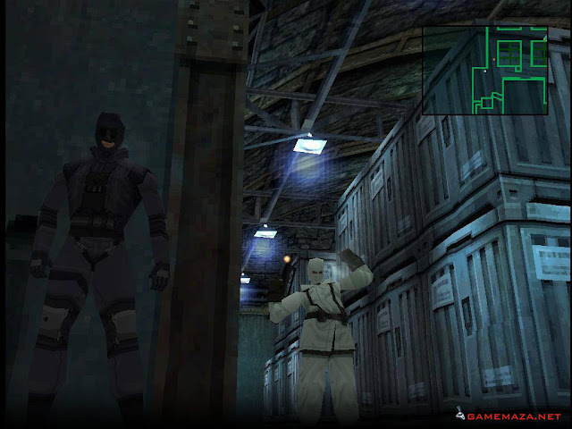 Metal Gear Solid 1 Gameplay Screenshot 3