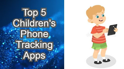 Children's Phone Tracking Apps