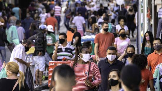 governo sp multa 500 pessoas mascara