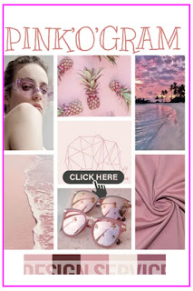 Designer and illustrator Colorful and impressive moodboard patterns - Testile and fabric prints