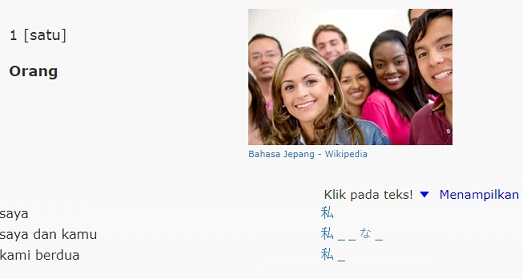 Situs Belajar Bahasa Jepang Gratis Terbaik