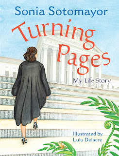 Turning Pages by Sonia Sotomayor Book Review