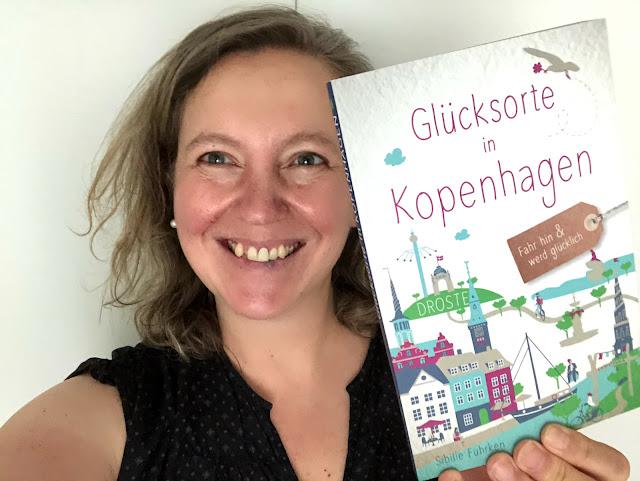 """""""Glücksorte in Kopenhagen"""" und Tipps für Dänemarks Hauptstadt für Familien mit Kindern. Sibille Fuhrkens neues Buch zeigt, wo die dänische Metropole glücklich macht."""