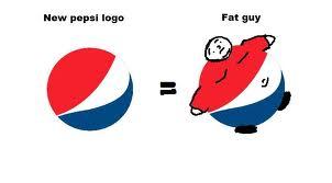 Logotipo de Pepsi pardia