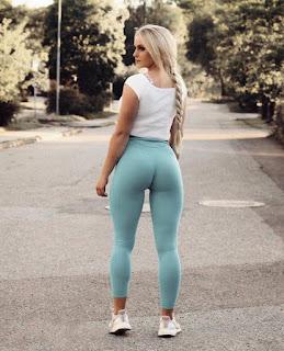 ◁ صور بنات و شراميط بالفيزون Yoga Pants مؤخرات مثيرة جدا
