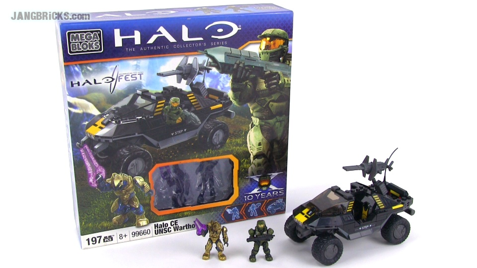 mega bloks halo ce pax exclusive warthog set 99660 review