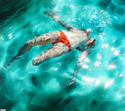 Falling Pleasure (2010), Sarah Harvey