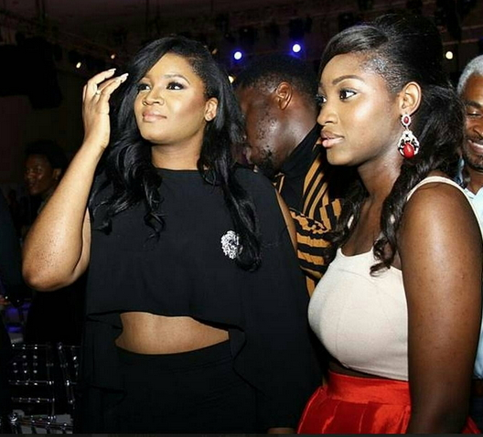 omotola jalade daughter