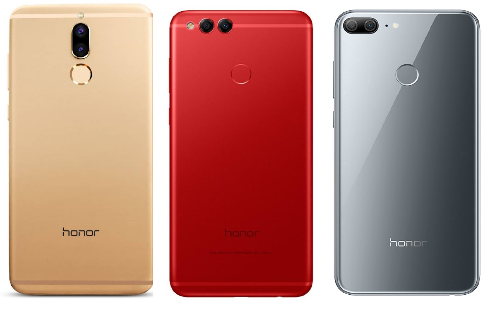 Image result for Honor 7x offline availability announced, Red Limited Edition to go on sale...