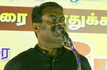 Seeman Speech 05-05-2016 Thiruvarangam