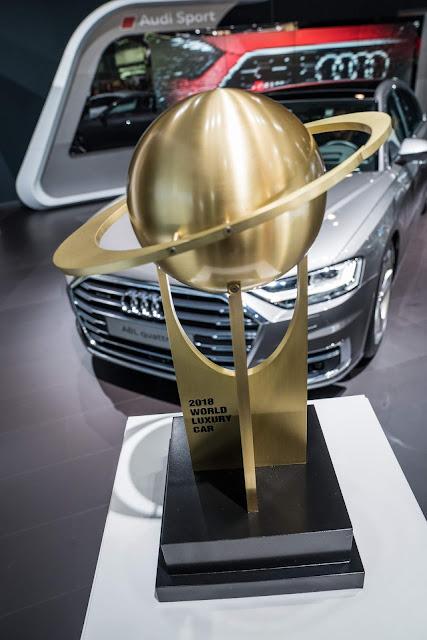 Audi A8 ganha prêmio de Carro Mais Luxuoso do Mundo