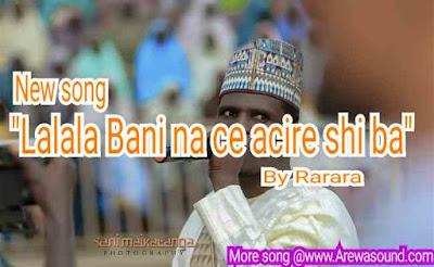Audio : Rarara new song Remix Bani Nace A cere shiba : Mp3 Download