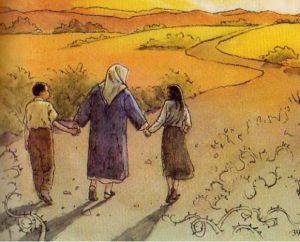 Gesù ci accompagna nel cammino della nostra vita