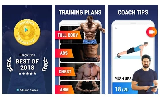 Top Aplikasi Latihan Olahraga Fitnes Terbaik Untuk Android