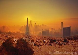 Mars şehri yapılıyor!