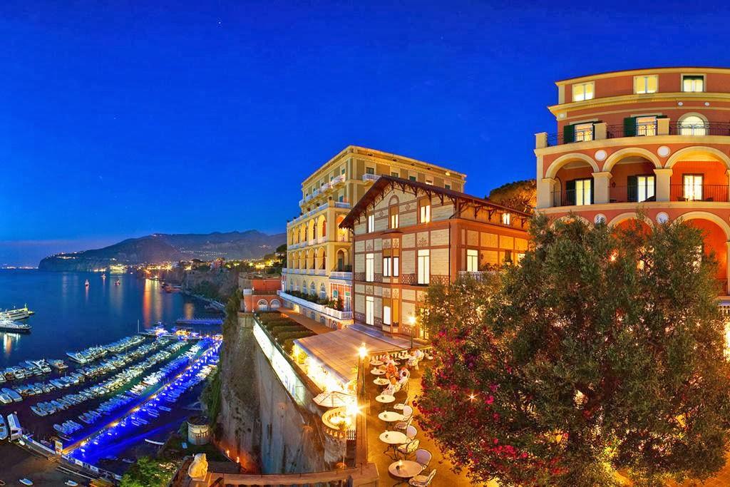 Luxury Life Design: Grand Hotel Excelsior Vittoria ...