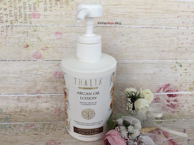 Thalia Argan Oil Lotion